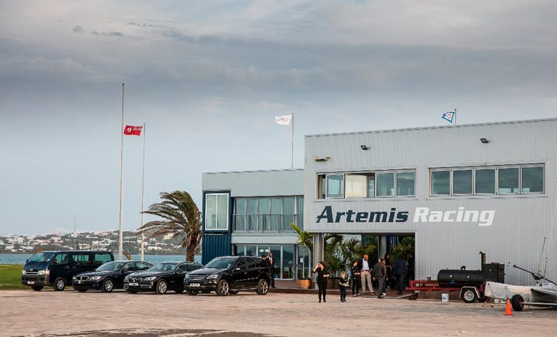 Artemis Racing Base 01