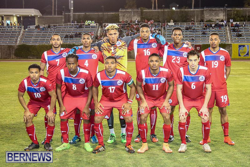 National Team Will Face Dominican Republic Bernews