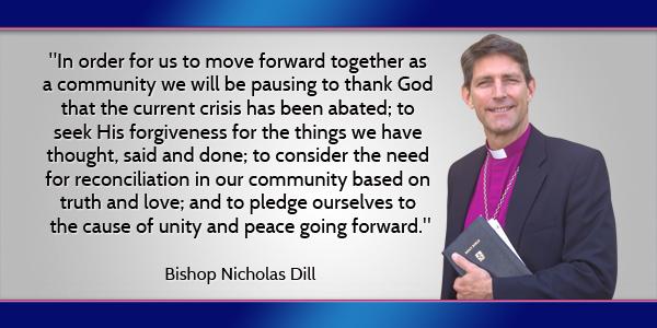 Bishop Nicholas Dill Bermuda March 21 2016