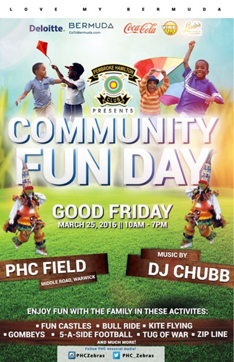 Community Fun Day Good Friday