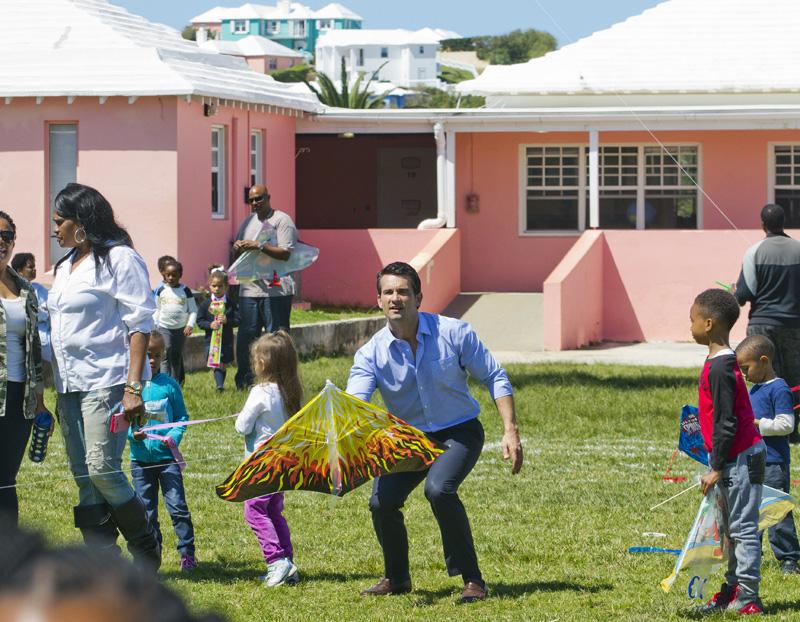 Elliot Primary School Kite Day Bermuda March 25 2016 (2)