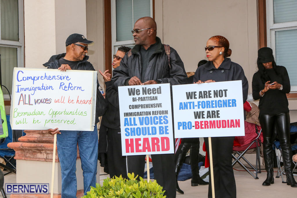 Immigration-Protest-House-Of-Assembly-Bermuda-March-4-2016-11