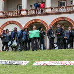 Immigration Protest House Of Assembly Bermuda, March 4 2016-20