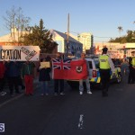 Protesters On East Broadway Bermuda Mar 1 2016 (11)