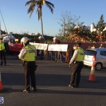 Protesters On East Broadway Bermuda Mar 1 2016 (2)