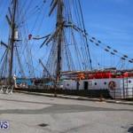 Sailing Vessel Roald Amundsen St. George's Bermuda, March 19 2016-1