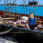 Sailing Vessel Roald Amundsen St. George's Bermuda, March 19 2016-12