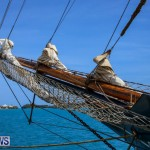 Sailing Vessel Roald Amundsen St. George's Bermuda, March 19 2016-15
