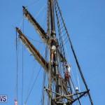 Sailing Vessel Roald Amundsen St. George's Bermuda, March 19 2016-5
