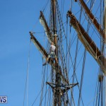 Sailing Vessel Roald Amundsen St. George's Bermuda, March 19 2016-7