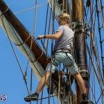 Sailing Vessel Roald Amundsen St. George's Bermuda, March 19 2016-8