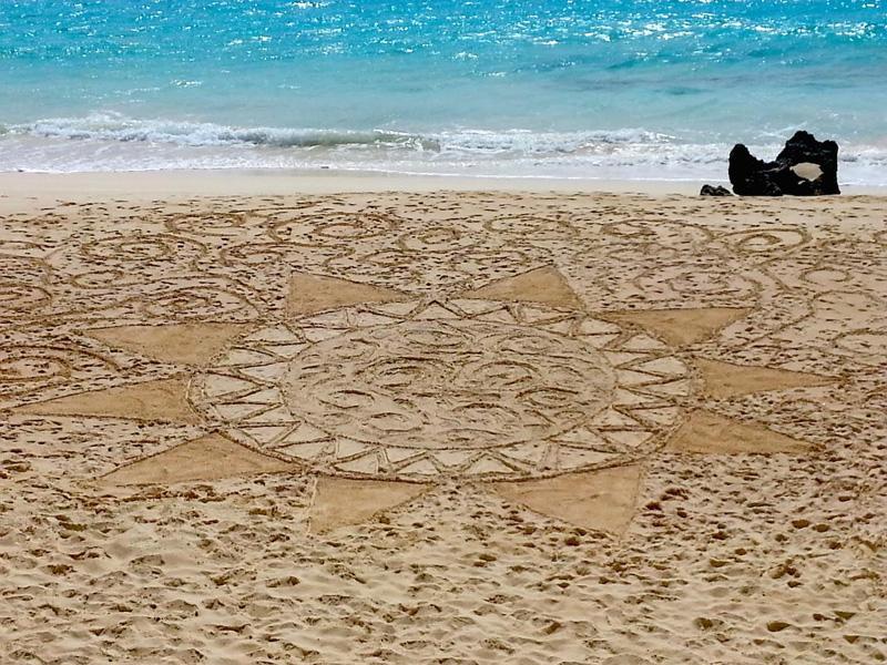 Sandkastle Skanking