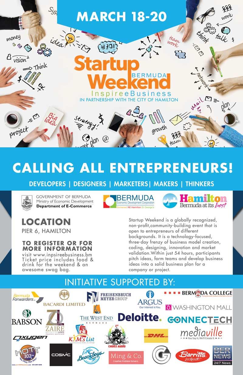 Startup Weekend 01