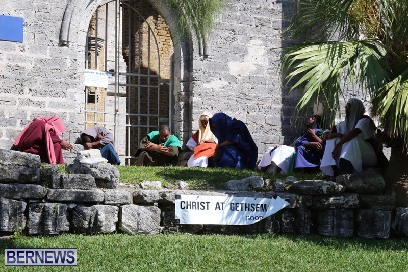 Walk-To-Calvary-Reenactment-Bermuda-March-25-2016-11