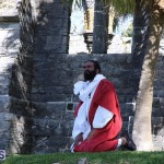 Walk To Calvary Reenactment Bermuda March 25 2016 (12)