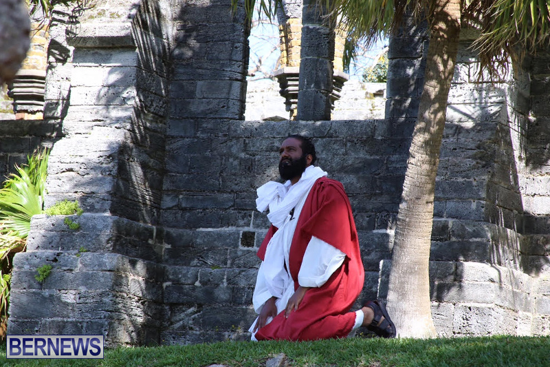 Walk-To-Calvary-Reenactment-Bermuda-March-25-2016-12
