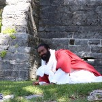 Walk To Calvary Reenactment Bermuda March 25 2016 (14)