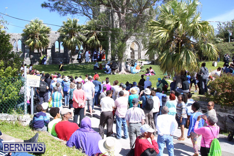 Walk-To-Calvary-Reenactment-Bermuda-March-25-2016-18