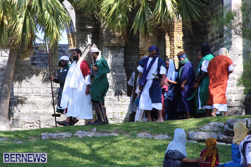 Walk-To-Calvary-Reenactment-Bermuda-March-25-2016-19