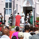 Walk To Calvary Reenactment Bermuda March 25 2016 (24)