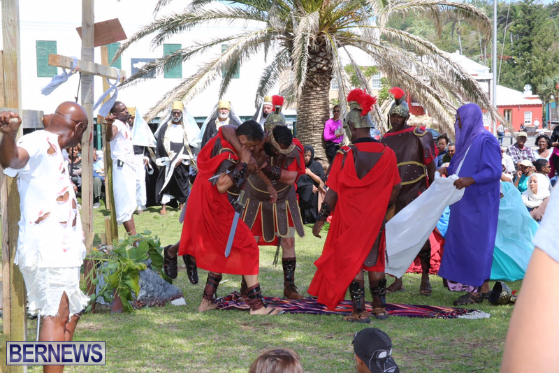 Walk-To-Calvary-Reenactment-Bermuda-March-25-2016-28