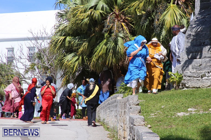 Walk-To-Calvary-Reenactment-Bermuda-March-25-2016-3