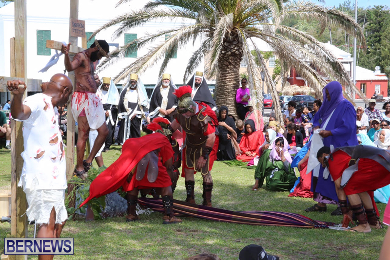 Walk-To-Calvary-Reenactment-Bermuda-March-25-2016-30