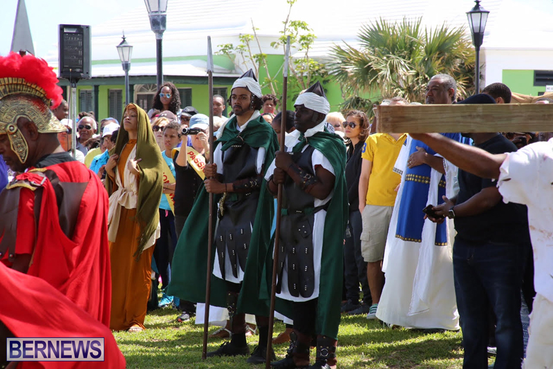 Walk-To-Calvary-Reenactment-Bermuda-March-25-2016-33