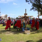 Walk To Calvary Reenactment Bermuda March 25 2016 (34)