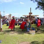 Walk To Calvary Reenactment Bermuda March 25 2016 (35)