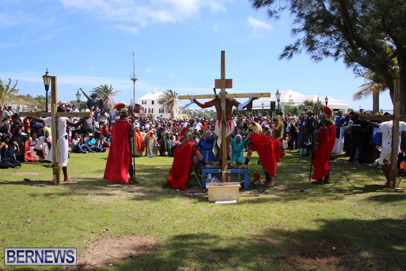 Walk-To-Calvary-Reenactment-Bermuda-March-25-2016-36