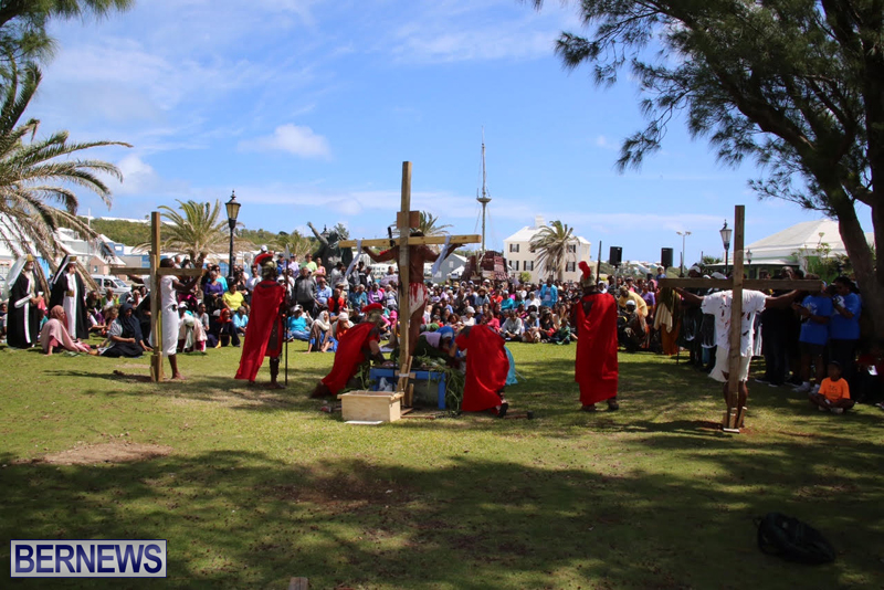 Walk-To-Calvary-Reenactment-Bermuda-March-25-2016-39