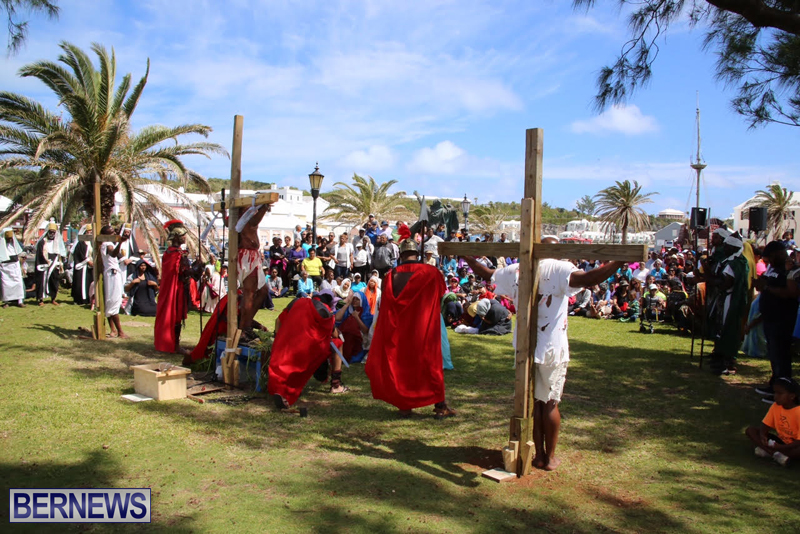 Walk-To-Calvary-Reenactment-Bermuda-March-25-2016-40