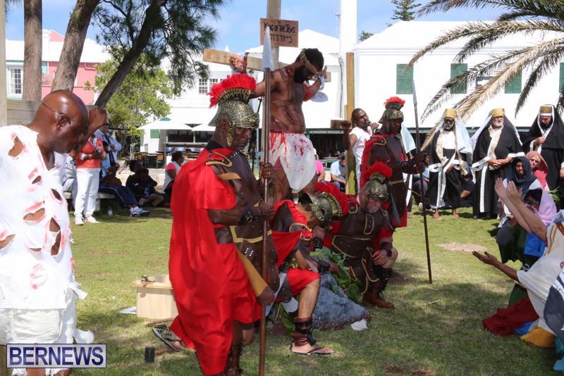 Walk-To-Calvary-Reenactment-Bermuda-March-25-2016-43