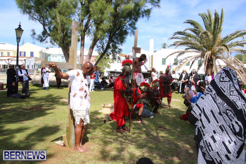 Walk-To-Calvary-Reenactment-Bermuda-March-25-2016-44