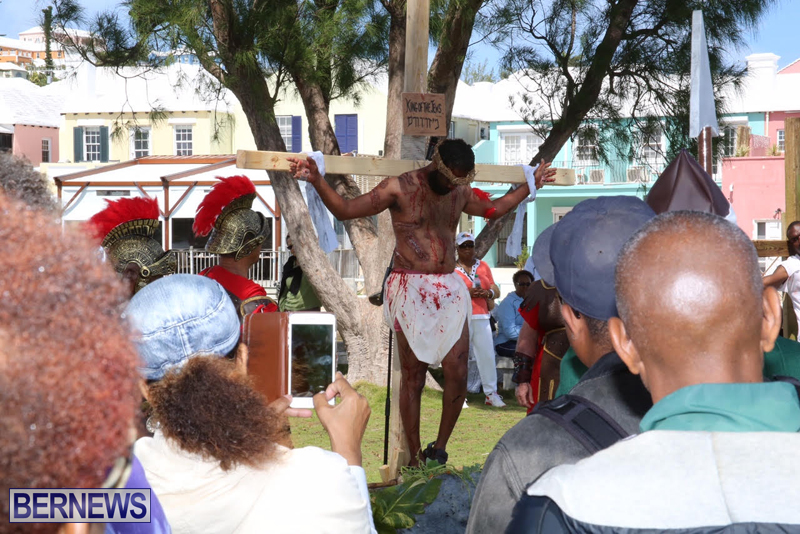 Walk-To-Calvary-Reenactment-Bermuda-March-25-2016-46
