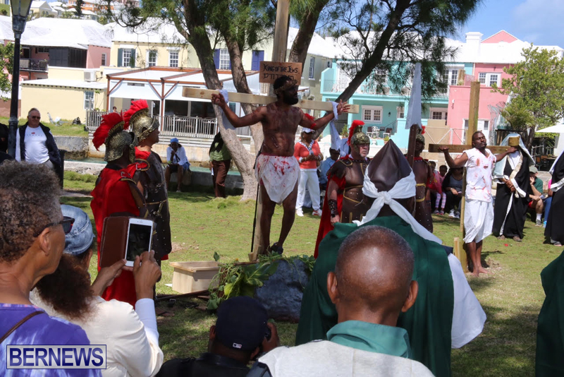 Walk-To-Calvary-Reenactment-Bermuda-March-25-2016-48