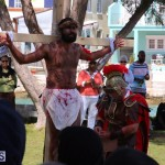 Walk To Calvary Reenactment Bermuda March 25 2016 (51)
