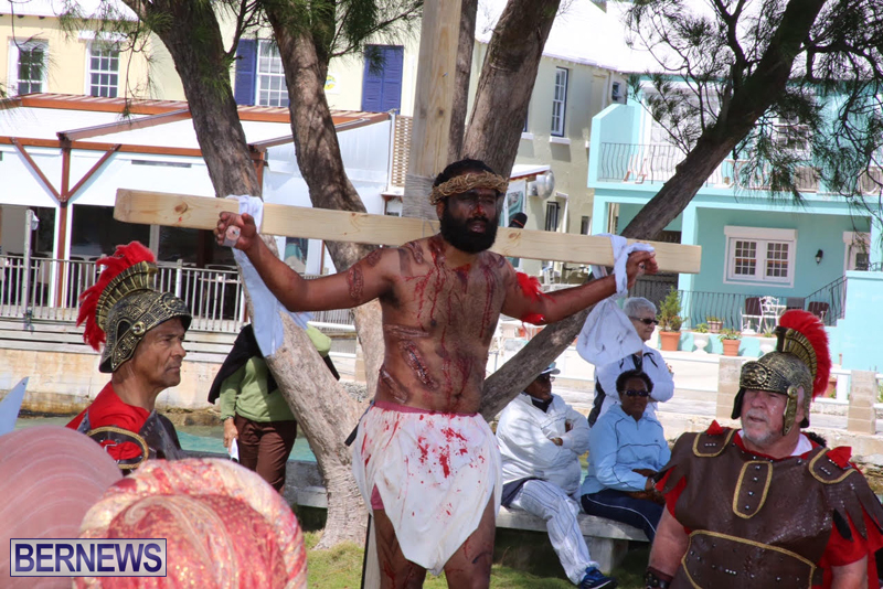 Walk-To-Calvary-Reenactment-Bermuda-March-25-2016-54