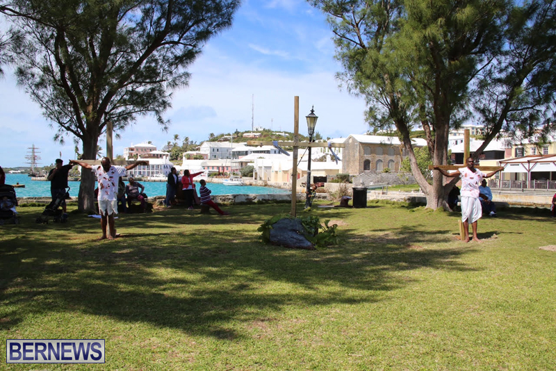 Walk-To-Calvary-Reenactment-Bermuda-March-25-2016-57