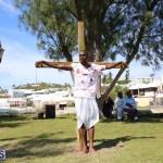Walk To Calvary Reenactment Bermuda March 25 2016 (58)