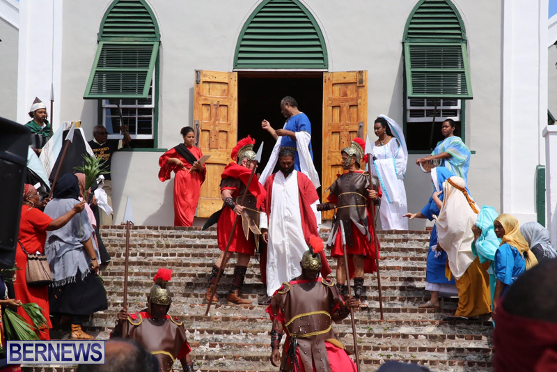 Walk-To-Calvary-Reenactment-Bermuda-March-25-2016-64