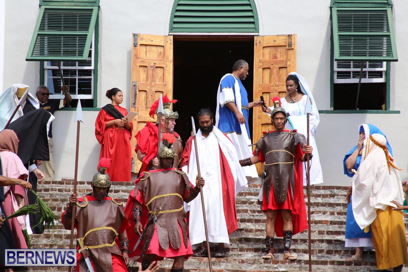 Walk-To-Calvary-Reenactment-Bermuda-March-25-2016-65