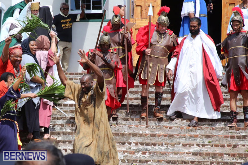 Walk-To-Calvary-Reenactment-Bermuda-March-25-2016-67