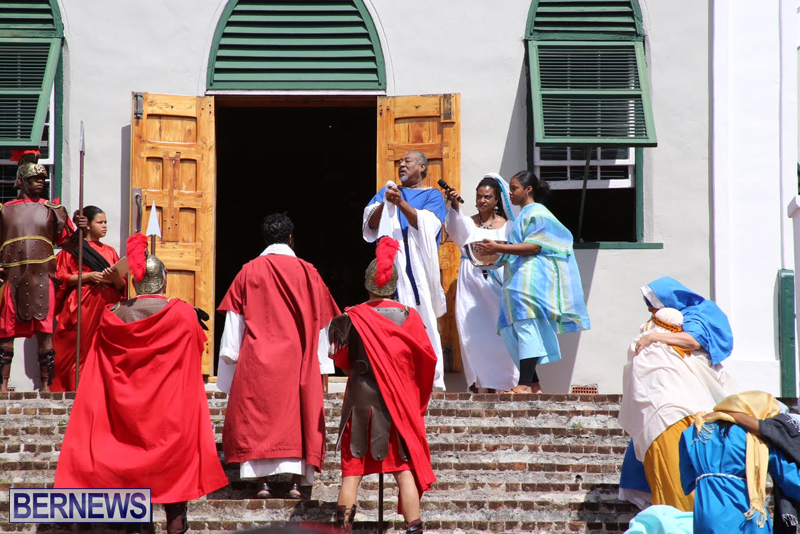 Walk-To-Calvary-Reenactment-Bermuda-March-25-2016-69