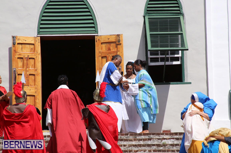 Walk-To-Calvary-Reenactment-Bermuda-March-25-2016-70