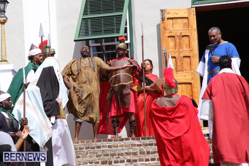 Walk-To-Calvary-Reenactment-Bermuda-March-25-2016-74