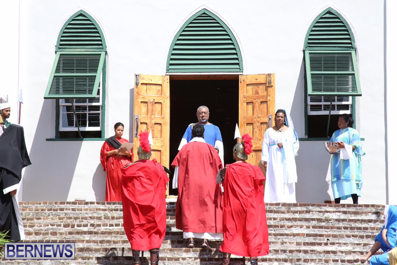 Walk-To-Calvary-Reenactment-Bermuda-March-25-2016-79