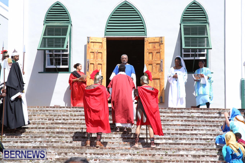 Walk-To-Calvary-Reenactment-Bermuda-March-25-2016-80