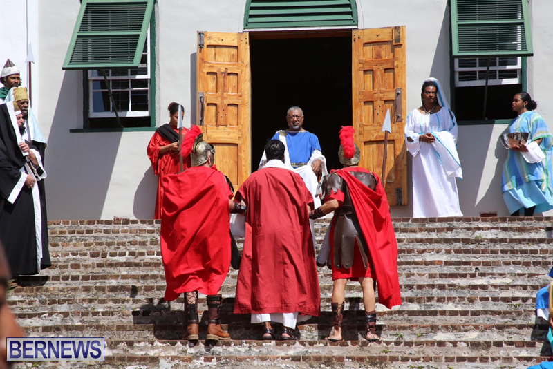 Walk-To-Calvary-Reenactment-Bermuda-March-25-2016-83